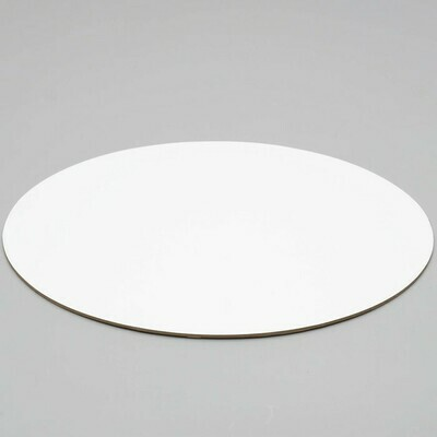 Подложка Белая 3.2мм д30 см.