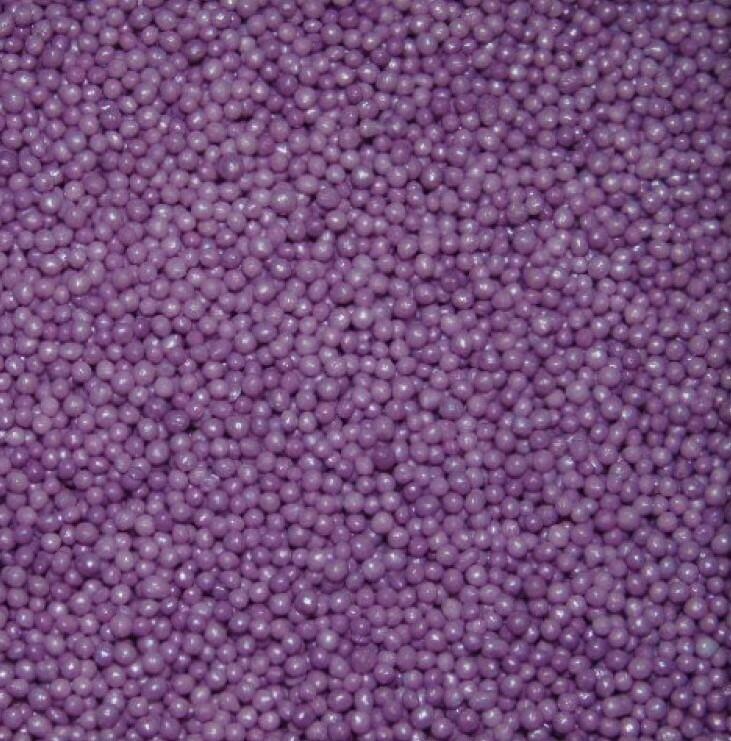 Посыпка шарики фиолетовые 100 гр