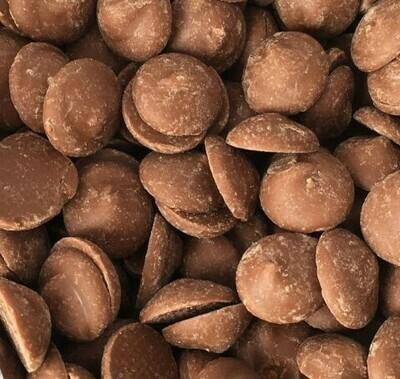 Шоколад молочный  с оттенком карамели, 35.9% какао, Sicao от Barry Callebaut, 500 гр.