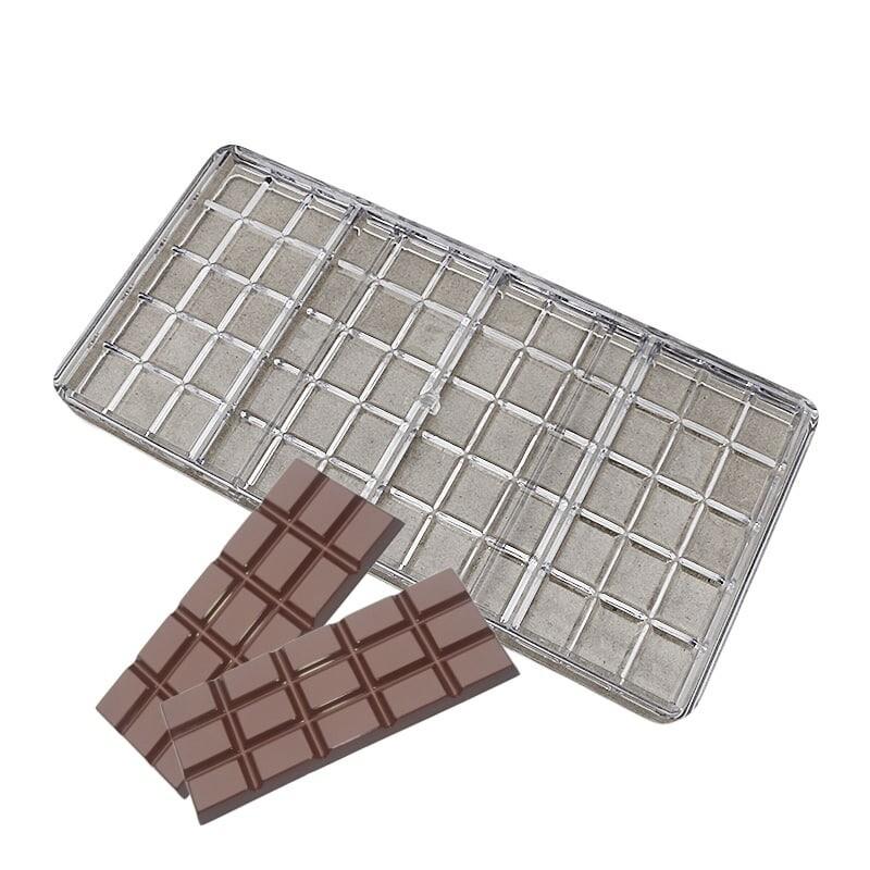 Форма для конфет поликарбонат 4 Плитки