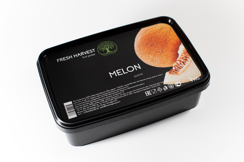 "Пюре замороженное Дыня ""Fresh Harvest"" 1 кг."
