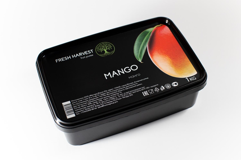 """Пюре замороженное Манго Альфонсо """"Fresh Harvest"""" 1 кг."""