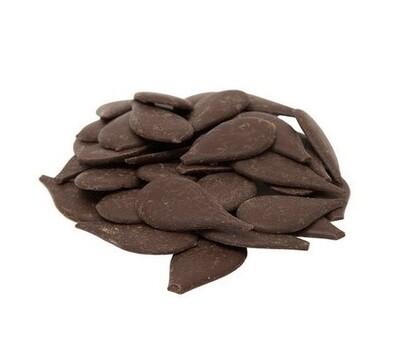 Шоколадная глазурь CALLEBAUT SICAO ТЕМНАЯ для фигур 500 гр.