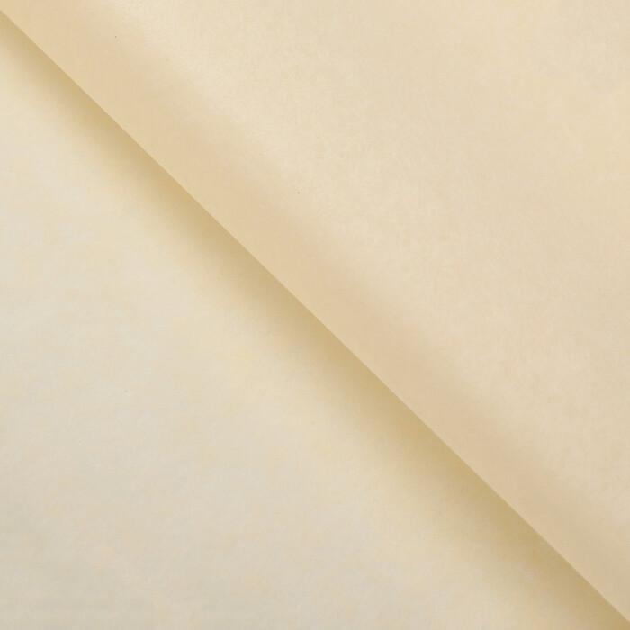 Бумага тишью Айвори 50х66 см (10 листов)