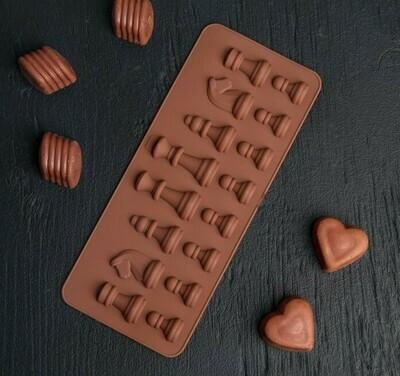 Форма для шоколада 20,6×8,8 см