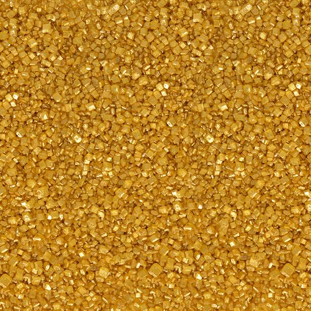 Сахар золотой Топ декор 100 гр