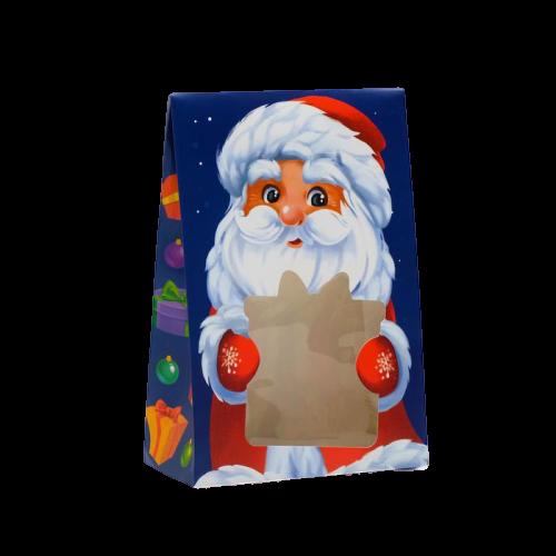 Коробка для новогоднего подарка «Дед Мороз!», 15 × 7 × 22 см