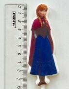 "Топпер сахарный ""Анна"". Высота 10 см"