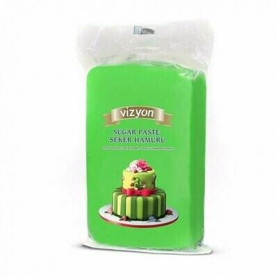 Vizyon  мастика 0.5 кг зеленая