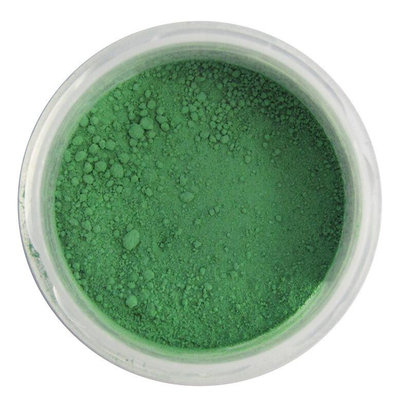 """Краситель сухой, Цветочная пыльца """"Орнамент"""" Темно-зеленый 5 гр."""