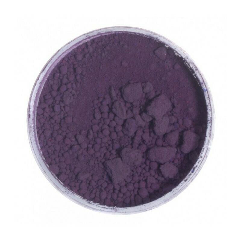 """Краситель сухой, Цветочная пыльца """"Орнамент"""" Фиолетовый 5 гр."""