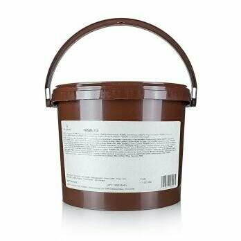 Миндально-фундучное пралине CACAO BARRY PRALIN FEUILLETINE с добавлением вафельной крошки  1 кг.