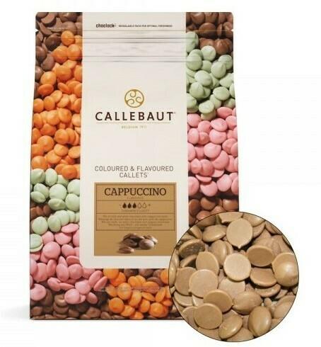 Шоколад Barry Callebaut cо вкусом капучино 200 гр