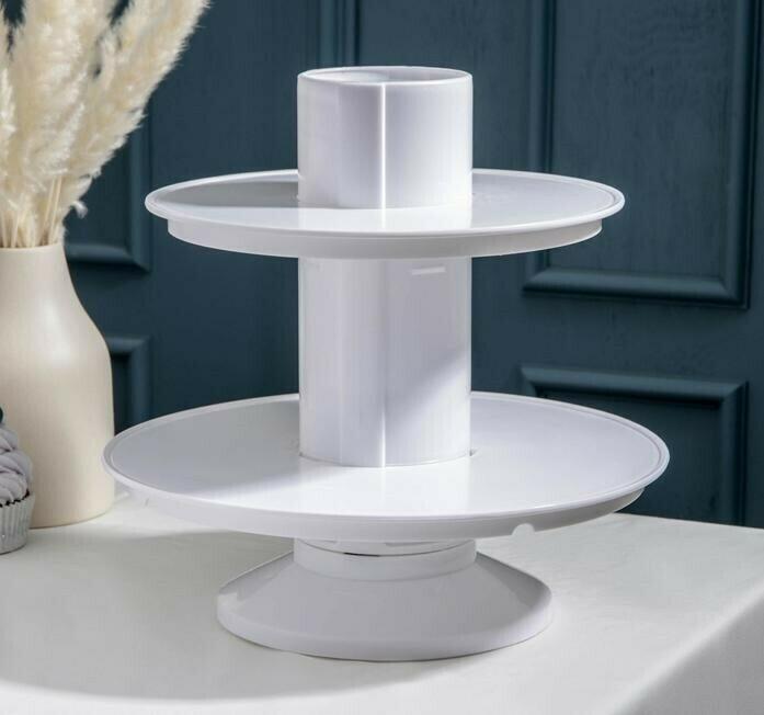 Подставка для торта с сюрпризом, 25×30 см