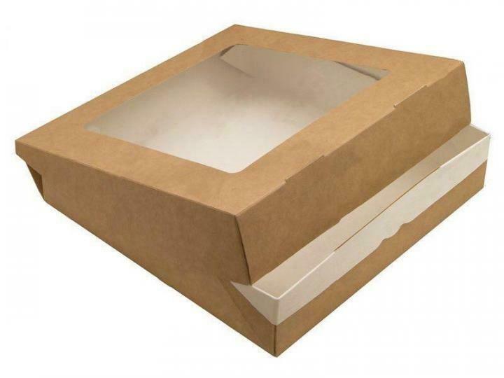 Упаковка Eco tabox pro 1555 20х20х5 см