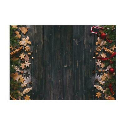 Фотофон рулонный «Пряничный» 70х100 см