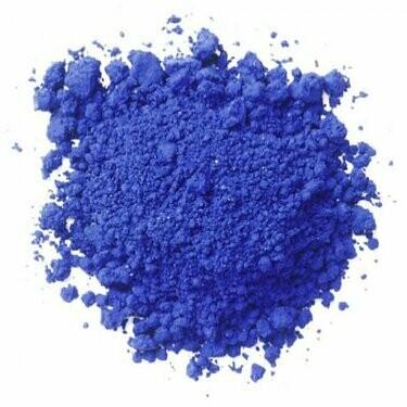 Краситель Roha idacol Жирорастворимый Синий индигокармин (лак) - 10 гр.