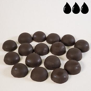 Темный шоколад без добавления сахара 57% какао 500 гр.