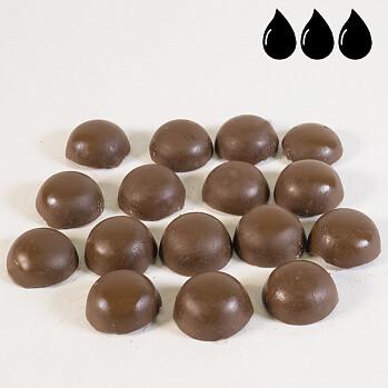 Молочный шоколад без добавления сахара 36% какао 500 гр.