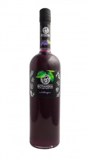 Сироп Botanika «ЛАВАНДА» 1 литр