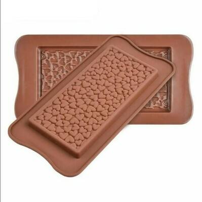 Форма для шоколадной плитки