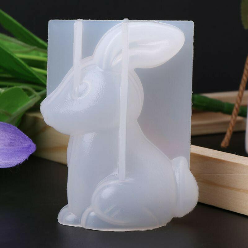 Молд 3Д Заяц.