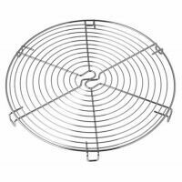 Решетка кондитерская для глазирования круглая д.30 см