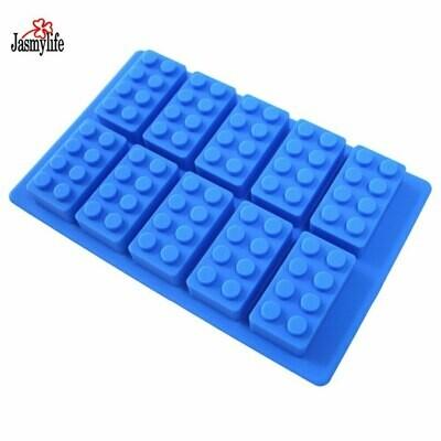 Молд кондитерский Лего кубики