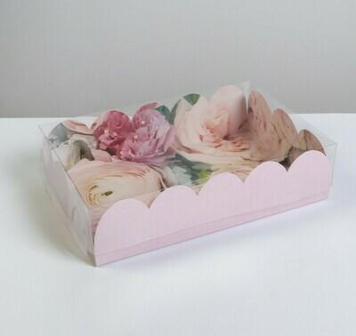 Коробка с пластиковой крышкой «Прекрасные грёзы», 20 × 30 × 8 см