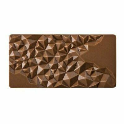 """Силиконовая форма для шоколадной плитки """"Фрагмент"""""""