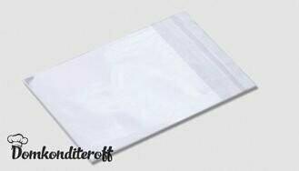 Пакетики для пряников с клеевой полосой (15х20) 100 шт