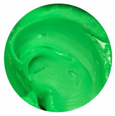Краситель сухой Водорастворимый  Зеленое яблоко - 10 гр.