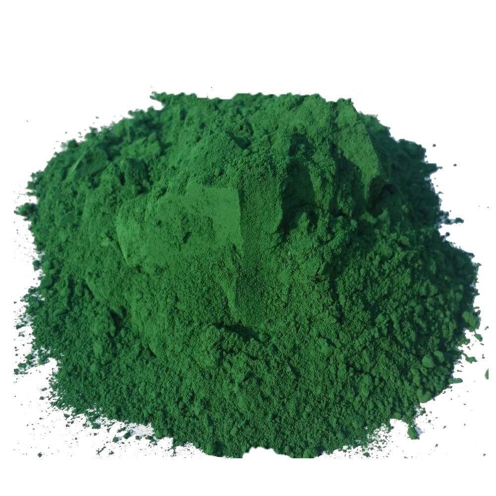 Краситель жирорастворимый Зеленый лак   - 10 гр.