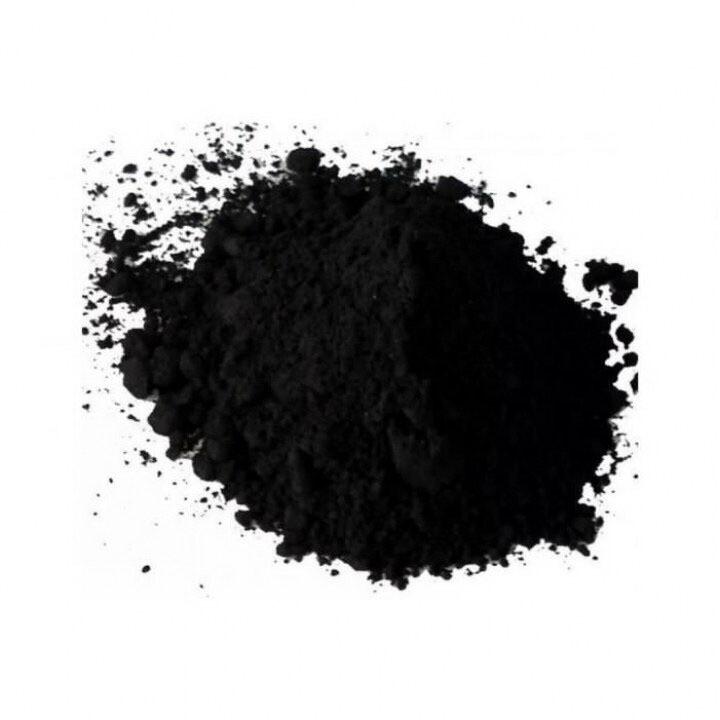 Краситель сухой Жирорастворимый Черный лак - 10 гр.