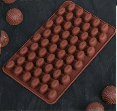 Форма для шоколада, Кофейные зерна