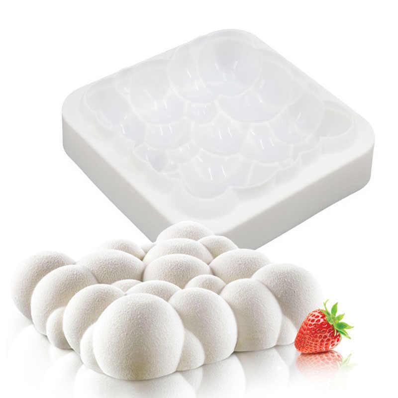 Форма для муссовых десертов 20х5,5 см Пузыри