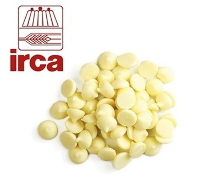 Шоколад IRCA белый PRELUDIO WHITE 25%. 200 гр.