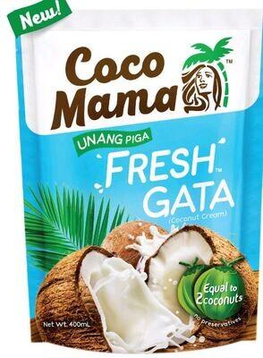 Кокосовые сливки Coco Mama, 23-24%, Филиппины, 400 мл