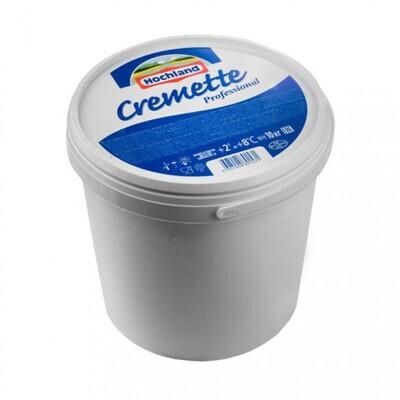 Сыр творожный CREMETTE PROFESSIONAL Жирность 65% 10 кг