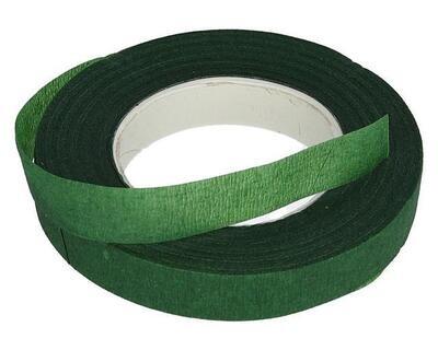 Тейп-лента зеленая, 1,2 см