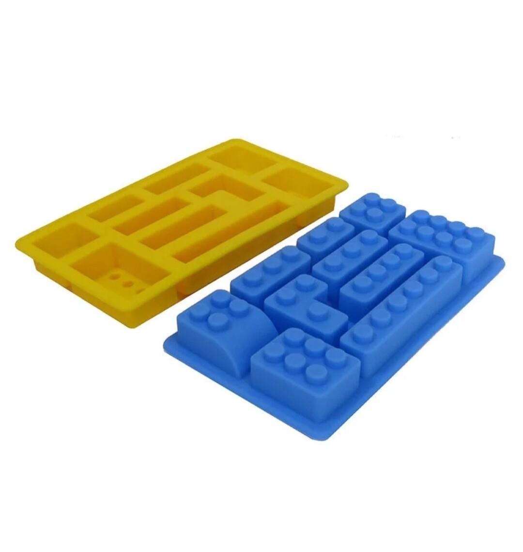 Молд силиконовый Лего Детали