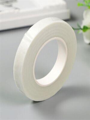 Тейп-лента белая, 1,2 см