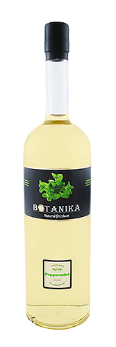 Сироп Botanika «МЯТА» 1 л