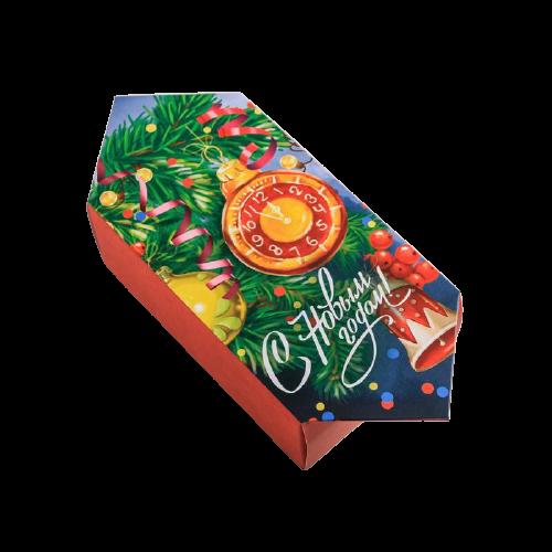 Сборная коробка‒конфета «Доброты и тепла», 9,3 × 14,6 × 5,3 см