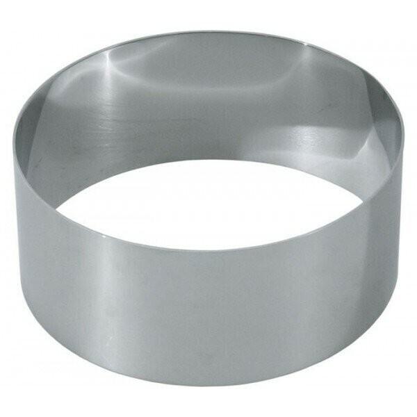 Кольцо кондитерское высота 10 см д12