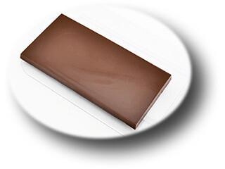 Форма для шоколада пластиковая Плитка простая