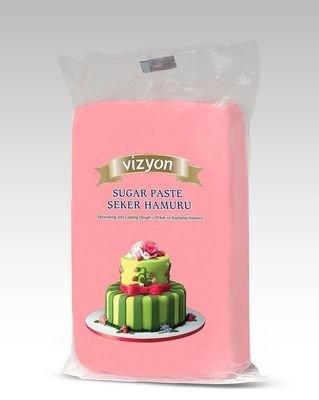 Vizyon  мастика 1 кг розовая