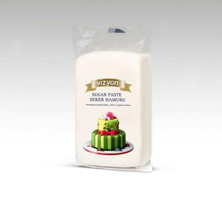 Vizyon  мастика 1 кг белая