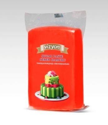 Vizyon  мастика 1 кг красная
