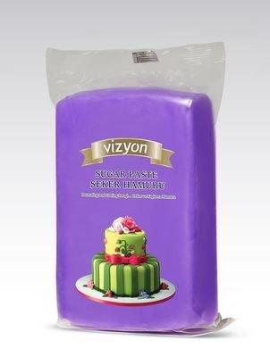Vizyon  мастика 0.5 кг фиолетовая